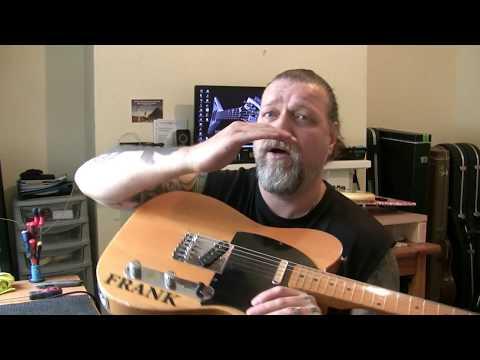 Hondo 757 Deluxe Series [clip]