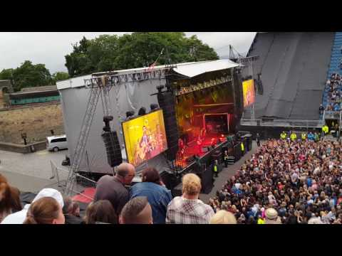 Stereophonics - Been Caught Cheating (Edinburgh Castle 16/07/16)