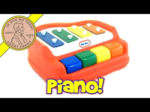 Little Tikes Baby Tap A Tune Piano Musical Toy Xylophone Keys Kids Toy Reviews