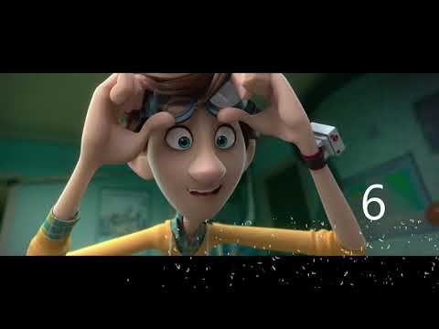 TOP 10 ANIMATION MOVIES 2019