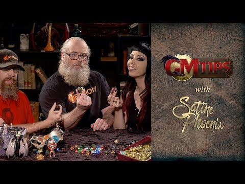 Off-The-Cuff Home Brew Games (GM Tips with Satine Phoenix)