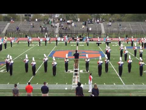 Gettysburg College Bullets Marching Band 20180922 Pre Show