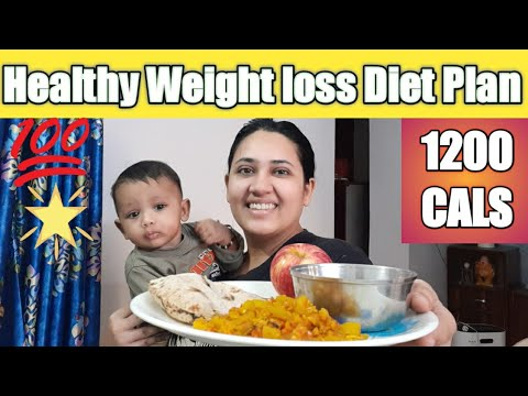 Full day of Eating || Healthy Diet Plan for Weight loss || Lose 7 kg Fast