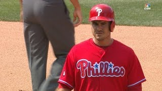 Daily Recap: Aaron Nola allowed one run over 7 1/3 innings, while T...