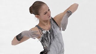 Alexandra Trusova GP Russia SP