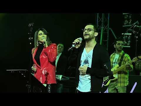 Katta shov-shuv: Jahongir va Ozoda duet kuyladi! JONLI! 2020!