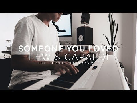 SOMEONE YOU LOVED (Lewis Capaldi) | The Theorist Piano Cover
