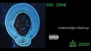 The Red Episode - Childish Gambino vs. Dr. Dre feat. Snoop Dogg & Nate Dogg (Mashup)