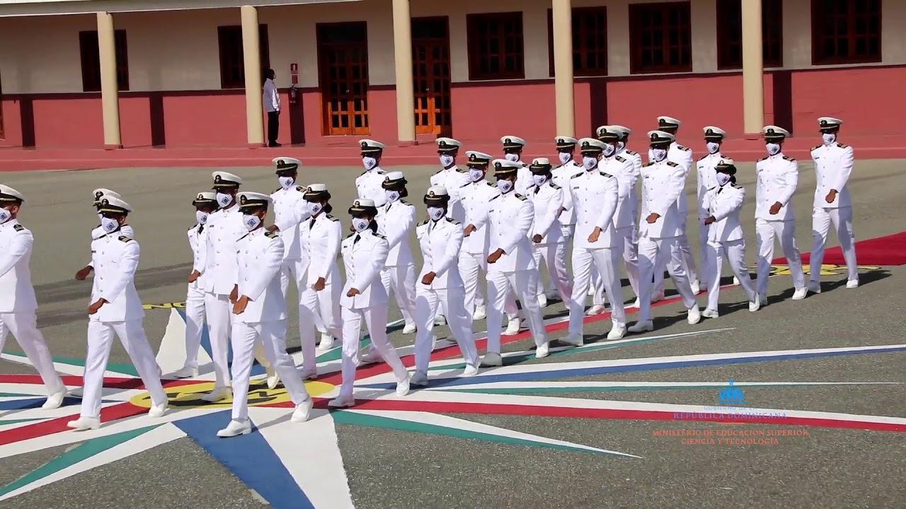 Download Graduación Academia Naval Vicealmirante César de Windt Lavandier. Santo Domingo. 18 diciembre 2020