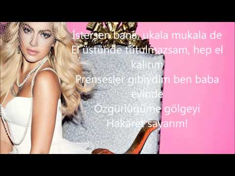 Hadise - Prenses Lyrics