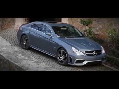 mercedes cls w219 amg body kit tuning youtube. Black Bedroom Furniture Sets. Home Design Ideas