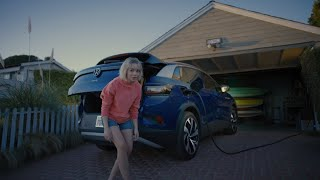 homepage tile video photo for Adventure Lifestyle | ID.4 Electric SUV