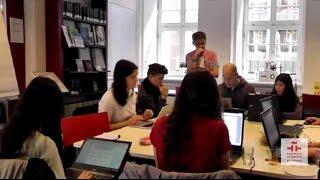 Read social: leer offline, contar online - Instituto Cervantes de Hamburgo