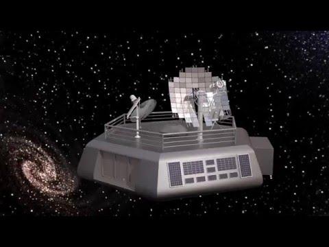 Космический блок контейнер