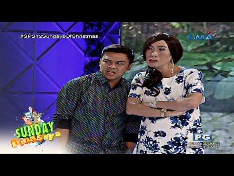 Sunday PinaSaya: Ang instant inaanak ni Ninong