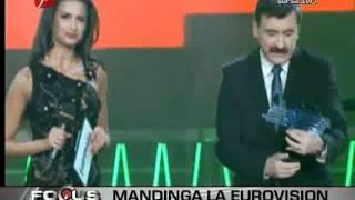 mandinga   zaleilah   la eurovision 2012   romania focus