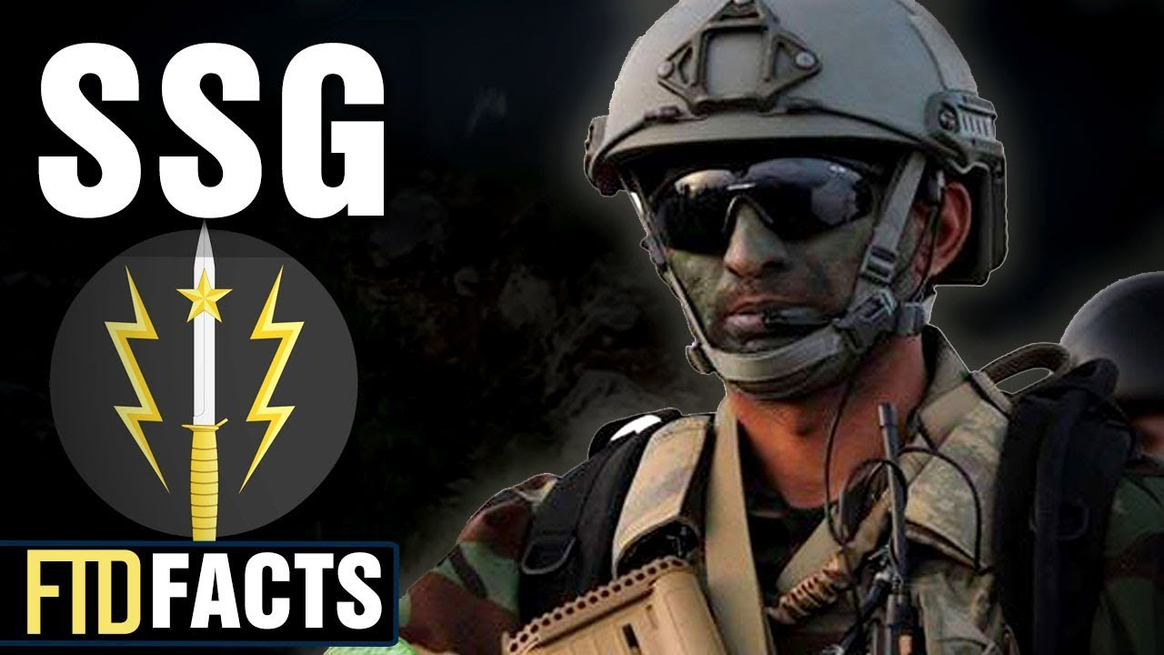 8 surprising facts about ssg commandos youtube