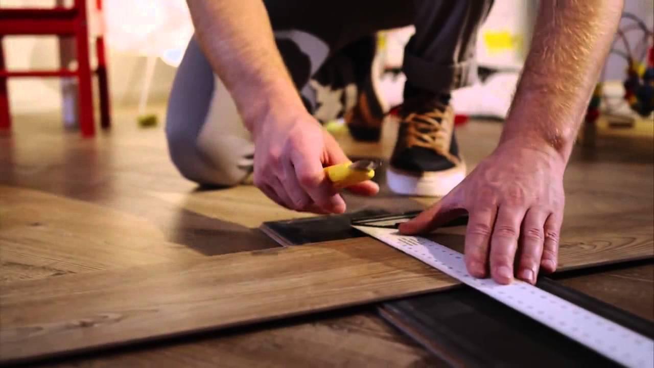 hydro cork wicanders | floor experts - youtube