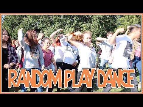 Hongik Day in Lyon | Random Play Dance