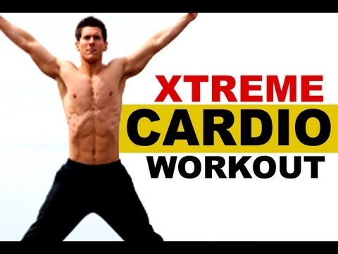 Extreme Jumping Jack Cardio Workout - Burn Fat At Home ...