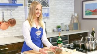 Lentils in Honey Mead and Prune Sauce, TV Host Basia Brown