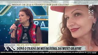 Teapa de zeci de mii de euro pentru actrita Maria Buza!