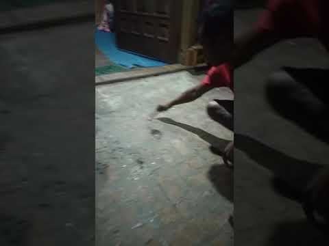 Testing Coal Briquette