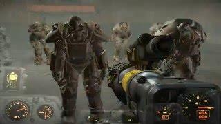 Fallout 4 Секретная Комната Разработчиков и Читы