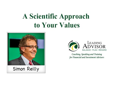 A Scientific Approach to Your Values