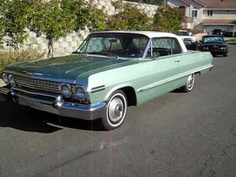 1963 chevrolet impala for sale export only youtube. Black Bedroom Furniture Sets. Home Design Ideas