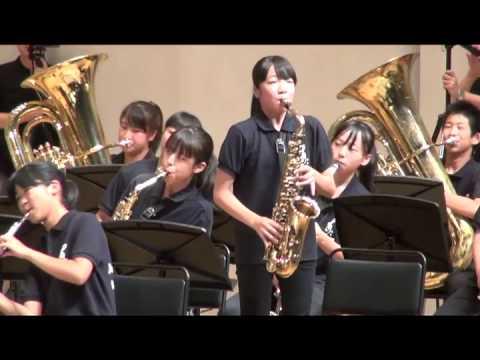寶島~東大和市第一中學 吹奏部