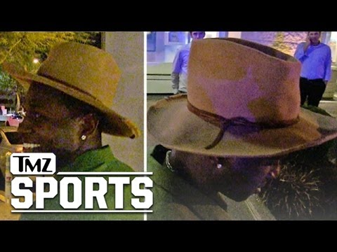 fd3ed2b9f Steelers Star Antonio Brown- Check Out My $600 Hat...Pharrell Ain'T ...