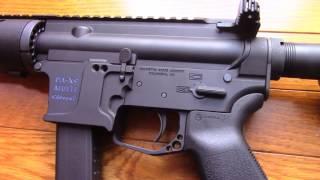 Bauen Sie EIN 9MM Gewehr AR - Welche Teile benötige ich?
