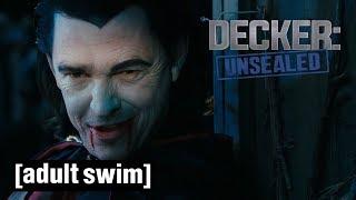 The Dead Have Risen   Decker: Unsealed   MIDNIGHT TONIGHT   Adult Swim