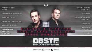 D-Block & S-te-Fan live @ Hardbass 2012