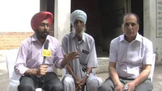 Nawan Pind Jattan Cancer Care Camp 2016