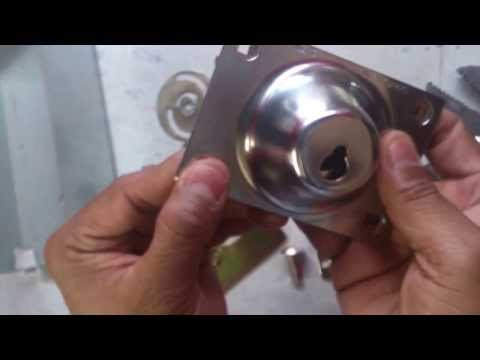 GreenWald Coin Box Lock & Key Cylinder Replacement