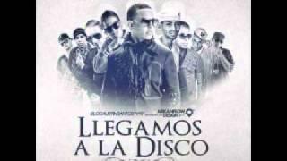 Llegamos A La Disco (Radio Edit)-Daddy Yankee-Baby Rasta & Gringo-Arcangel & DeLaGhetto (4:26min)