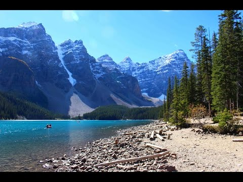 Canadian Rockies. View in HD 720p.