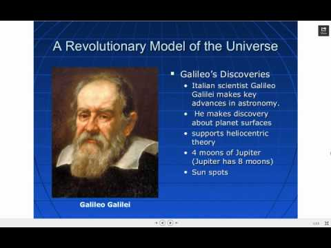 Ch 22.1-Scientific Revolution