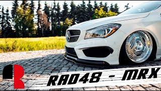 Mercedes Benz CLA I Rad48 MRX