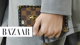 Louis Vuitton Made The Petit Malle Bag a Phone Case