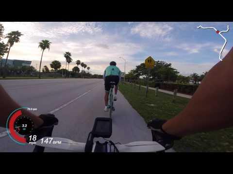 Key Biscayne Sunday Ride 07/23/2017