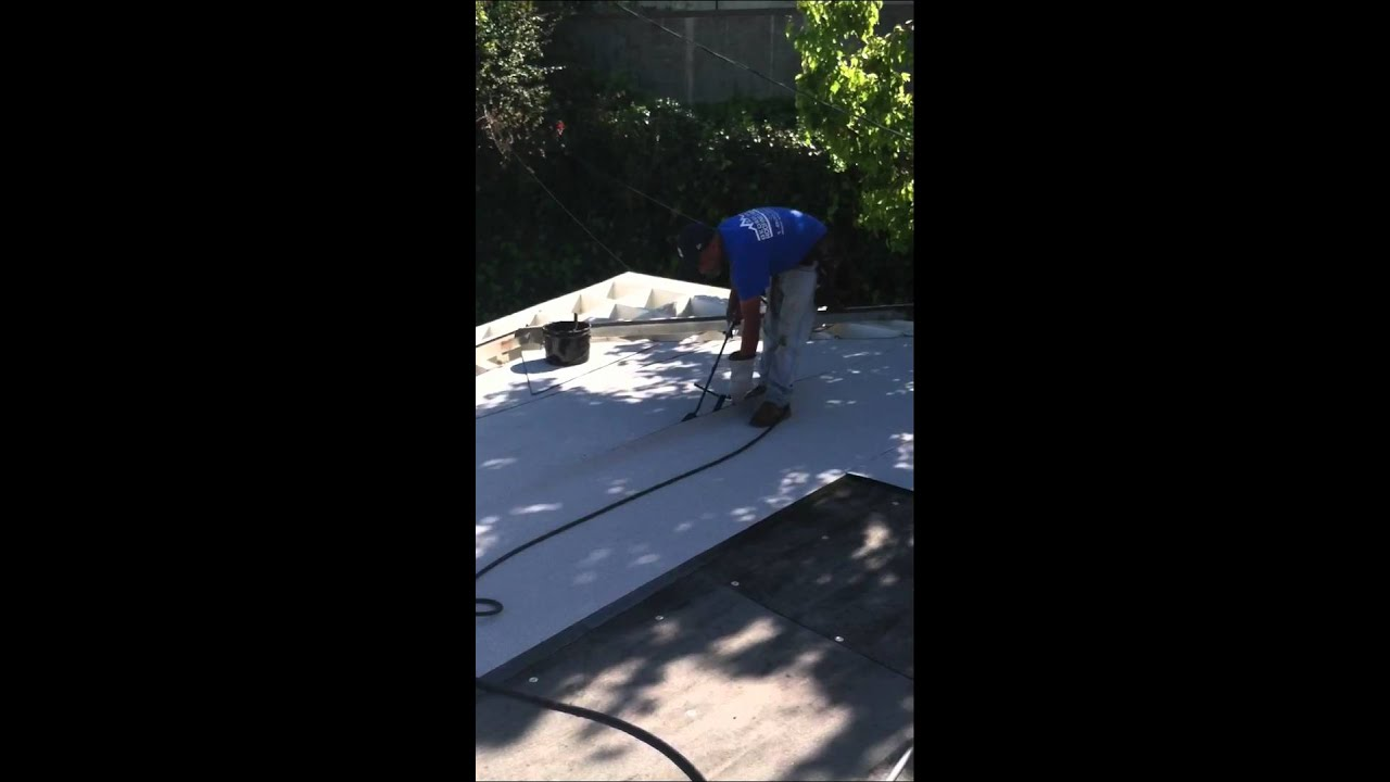 torch down roofing modified bitumen flat roofing