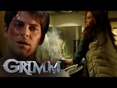 Juliette Saves Nick's Life | Grimm
