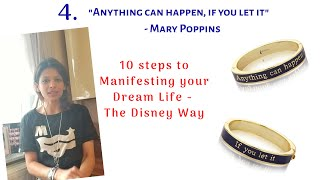 Anything can happen, If you let it - Mary Poppins (Step 4 of 10)