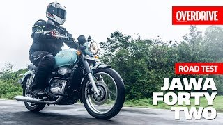 Jawa Forty Two | Road Test Review | OVERDRIVE
