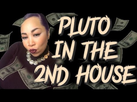 THE DARK SIDE | PLUTO IN THE 2ND HOUSE