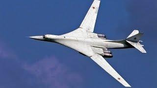 Модернизированный Ту-160М впервые поднялся в воздух