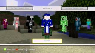 Minecraft Xbox 360: How To Unlock Skins For Free